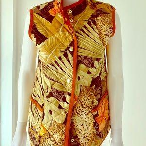 Reservable vest